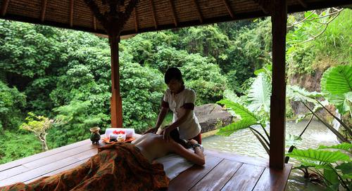 25 Spa House Bernuansa Alam Untuk Aromatherapy Massage di Ubud Part. 1