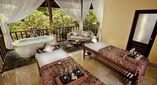 25 Spa House Bernuansa Alam Untuk Aromatherapy Massage di Ubud Part. 2