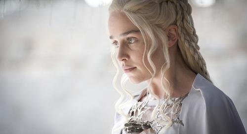 Inspirasi Kepang dari Game of Thrones