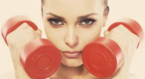 Mengenakan Makeup Saat Nge-Gym? NO!