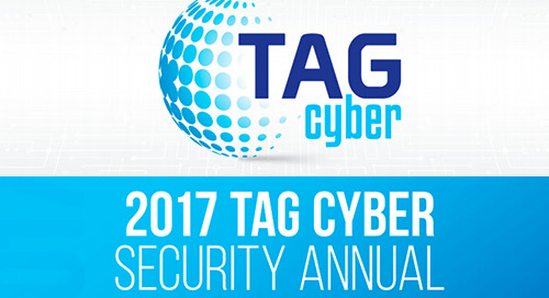 2017 TAG Cyber Security Annual