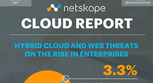 Netskope Cloud Report - Financial Services Edition [Infographic]