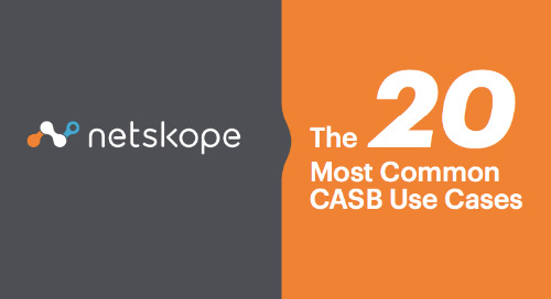 20 Most Common CASB Use Cases