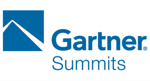 Gartner Security & Risk Management Summit, August 20-21, 2018 - Sydney, Australia