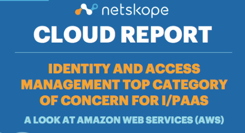 Netskope Cloud Report - October 2018 [Infographic]