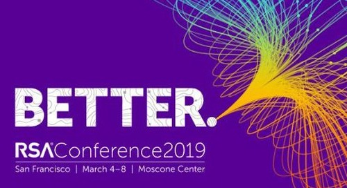 RSA Conference, March 4-7, 2019 - San Francisco