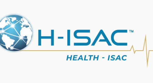 H-ISAC Spring Summit, May 13-16, 2019 - Ponte Vedra Beach, FL