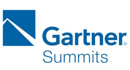 Gartner Security & Risk Management Summit, August 5-7 Tokyo, Japan