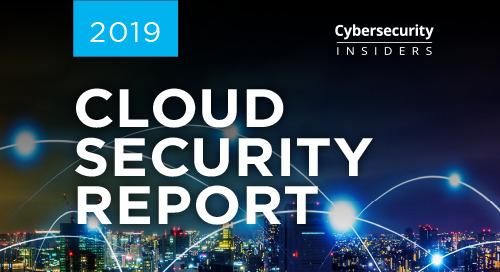 2019 Cloud Security Report