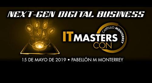 IT Masters CON Monterrey, May 15, 2019 - Monterrey, Mexico