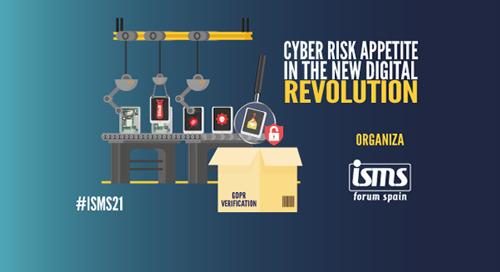 XXI Jornada Internacional de Seguridad de la Información de ISMS Forum