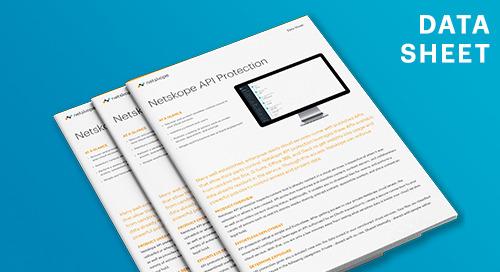 Netskope API Protection