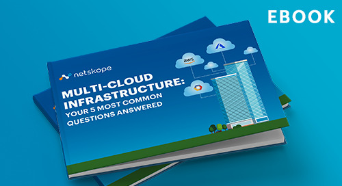 Multi-Cloud Infrastructure: Your 5 Most Common Questions Answered