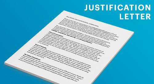 CASB Justification Letter