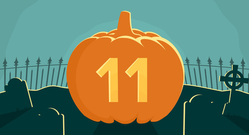 11 downright spooky email marketing stats