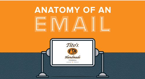 Anatomy of an Email: Tito's Vodka