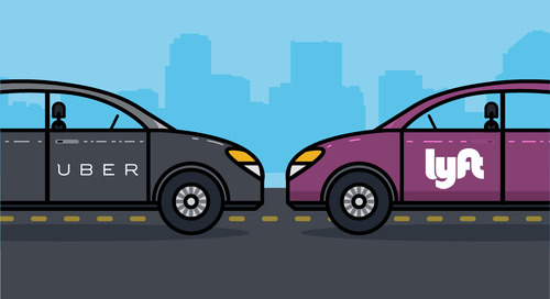 Email showdown: Uber vs. Lyft