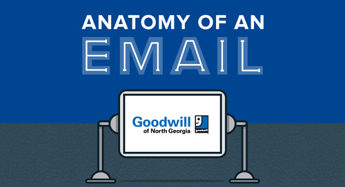 Anatomy of an Email: Goodwill of North Georgia