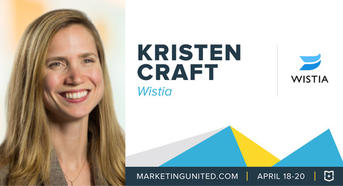 MU Speaker Spotlight: Kristen Craft of Wistia