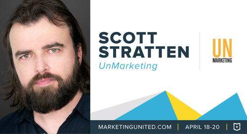 MU Speaker Spotlight: Scott Stratten of UnMarketing