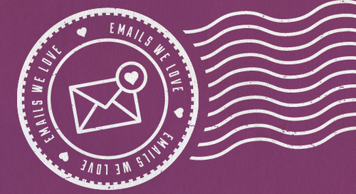 Emails we love: The nonprofit edition