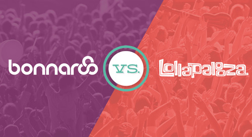 Email showdown: Bonnaroo vs. Lollapalooza