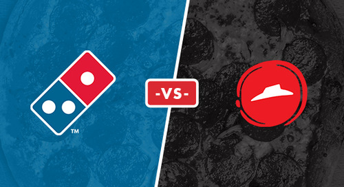 Email showdown: Domino's vs. Pizza Hut
