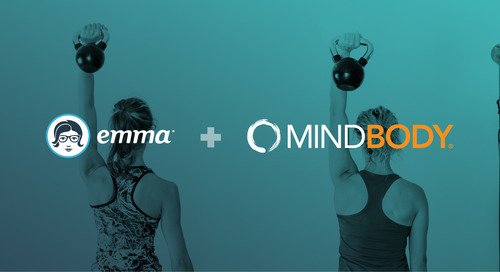Emma now integrates with MINDBODY!