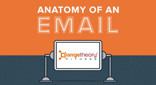 Anatomy of an Email: Orangetheory Fitness