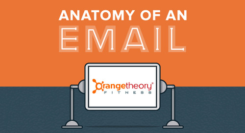 Anatomy of an Email: Orangetheory Fitness