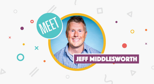 Staffer Q&A with Chief Product Officer Jeff Middlesworth