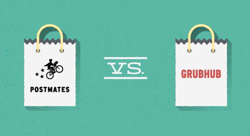 Email showdown: Postmates vs. Grubhub