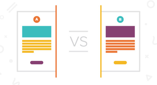 Now available: A/B Content Testing!