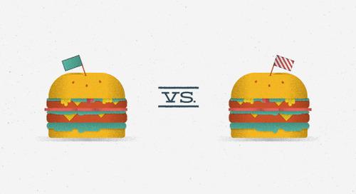 Email showdown: O'Charley's vs. TGI Fridays