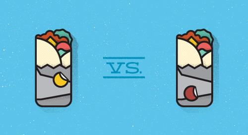 Email showdown: Moe's vs. Chipotle