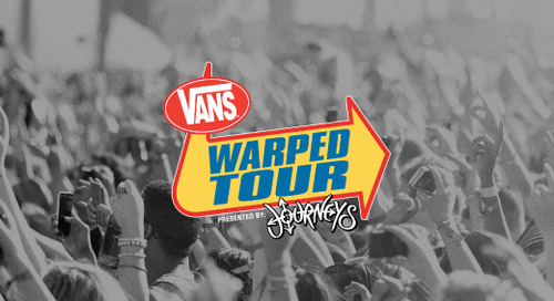How Vans Warped Tour uses email to connect with fans
