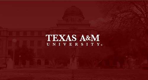 How Texas A&M forms a personal connection with email