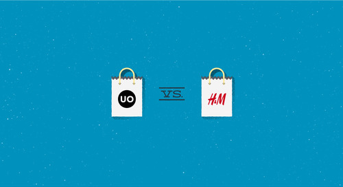 Email showdown: Urban Outfitters vs. H&M