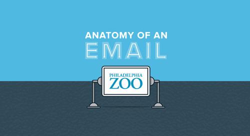Anatomy of an Email: Philadelphia Zoo