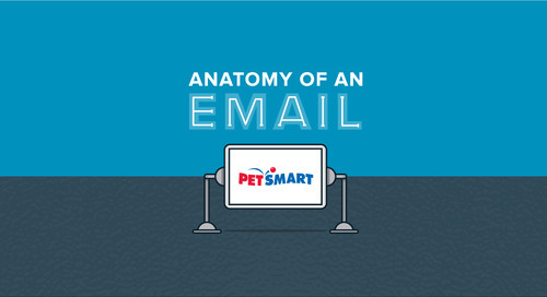 Anatomy of an Email: PetSmart