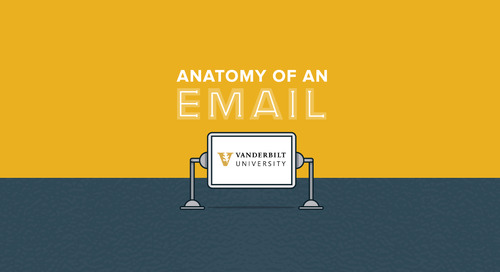 Anatomy of an Email: Vanderbilt Athletics