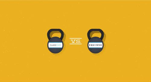 Email showdown: ClassPass vs. Equinox