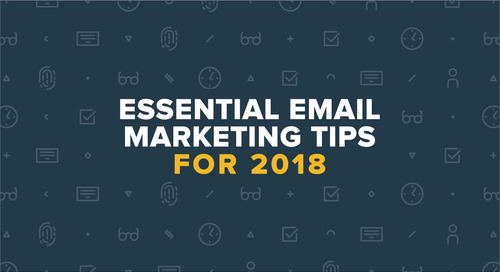Essential Email Marketing Tips for 2018