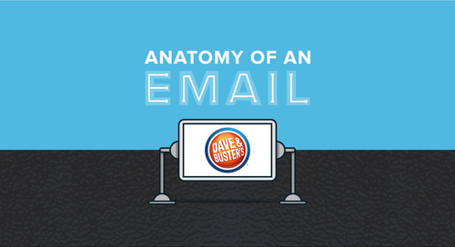 Anatomy of an Email: Dave & Buster's