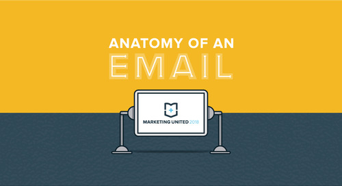 Anatomy of an Email: Marketing United