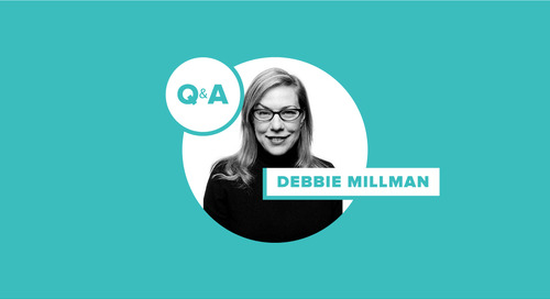 Design Matters: An interview with branding expert Debbie Millman