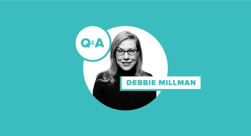 Design Matters: An interview with branding expert Debbie Millman