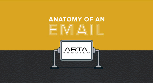 Anatomy of an Email: Arta Tequila