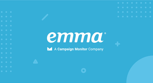 Introducing Emma, a Campaign Monitor Company