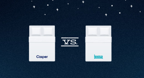 Email Showdown: Casper vs. Leesa